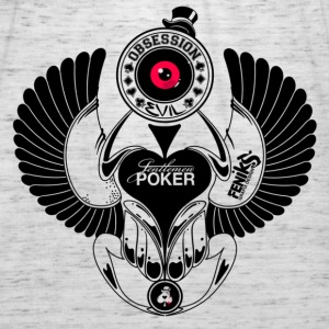 beattle poker Sweat-shirts - Débardeur Femme marque Bella