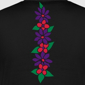 Hawaiian lei  party decoration by Patjila Sweatshirts - Herre premium T-shirt