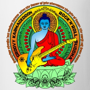Rock'n'Roll Buddha Bag - Tasse