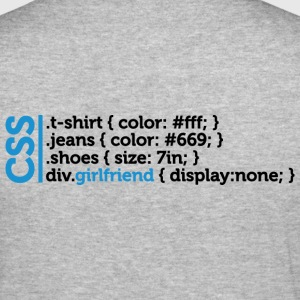 Css Clothes Girlfriend (dd)++ Sweaters - slim fit T-shirt