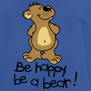 Happy Bear! Sweatshirts - Herre T-shirt svedtransporterende