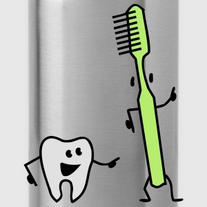 tooth and toothbrush Accessories - Water Bottle