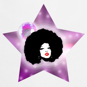 Afro girl T-shirts - Tablier de cuisine