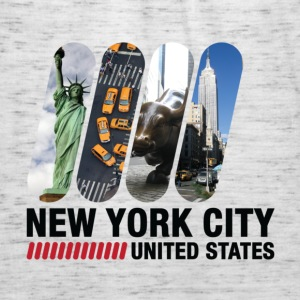 New York City (dd)++ Hoodies & Sweatshirts - Women's Tank Top by Bella