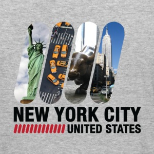New York City (dd)++ Hoodies & Sweatshirts - Men's Slim Fit T-Shirt