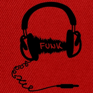 Cuffie Audio Design Wave: Funk  T-shirt - Snapback Cap