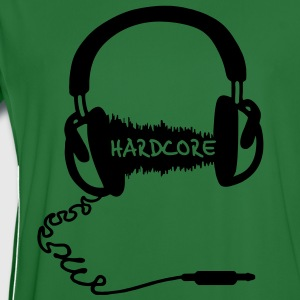 Motif Casque audio Wave: la musique Hardcore  Sweatshirts - Maillot de football Homme