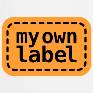 My own Lable | Marke | Etikett T-Shirts - Keukenschort