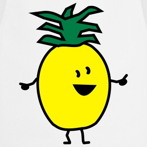 pineapple Long sleeve shirts - Cooking Apron