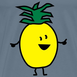 pineapple Baby Bodysuits - Men's Premium T-Shirt