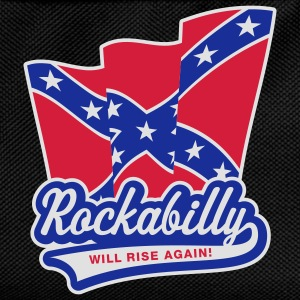 Rockabilly will rise again! T-Shirt - Kinder Rucksack