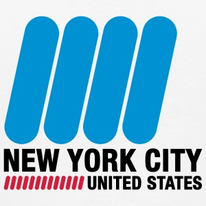 New York City (3c)++ Bags  - Men's Premium T-Shirt