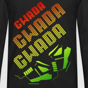 gwada_snickers T-shirts - T-shirt manches longues Premium Homme