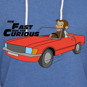 The Fast & the Curious - Light Unisex Sweatshirt Hoodie