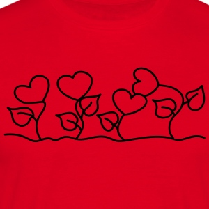 Growing Love Tabliers - T-shirt Homme