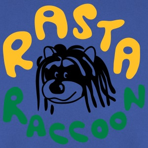 Rasta Raccoon Tabliers - Sweat-shirt Homme