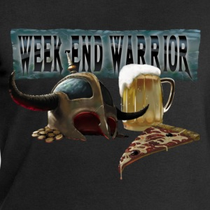 Week end warrior black - Sweat-shirt Homme Stanley & Stella