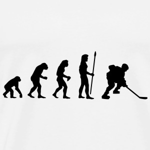 evolution_icehockey - Männer Premium T-Shirt