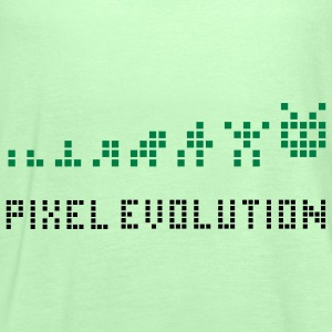 Pixel Evolution Pullover - Frauen Tank Top von Bella