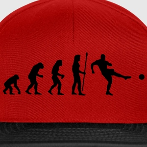 evolution_soccer1 T-Shirts - Snapback Cap