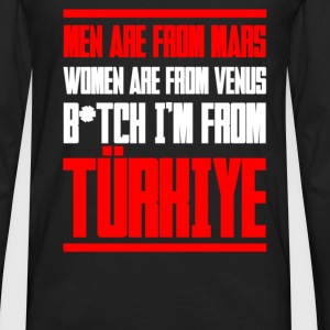 turkiye_im_from2 T-shirts - T-shirt manches longues Premium Homme