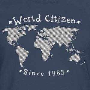 World Citizen - T-shirt manches longues Premium Homme