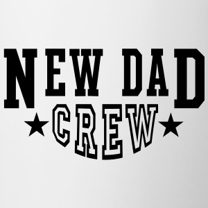 NDC New Dad Crew 2Star T-Shirt BW - Mug