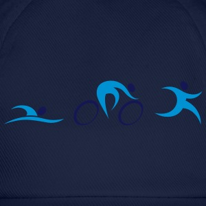 Triathlon Shirt T-Shirts - Baseball Cap