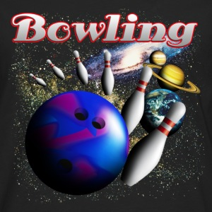 bowling_space_b T-shirts - T-shirt manches longues Premium Homme