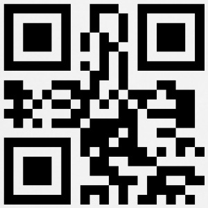 its_over_9000_qrcode_1c T-shirt - Grembiule da cucina