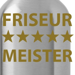friseur meister T-Shirts - Trinkflasche