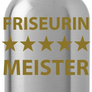 friseurin meister T-Shirts - Trinkflasche