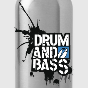 Drum and Bass T-Shirts - Trinkflasche