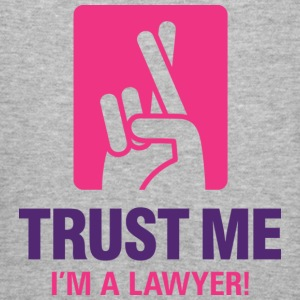 Trust Me Lawyer 1 (dd)++ Sweatshirts - Herre Slim Fit T-Shirt