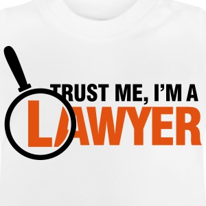 Trust Me Lawyer 2 (2c)++ Kinder shirts - Baby T-shirt