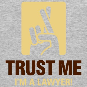 Trust Me Lawyer 1 (2c)++ Sweatshirts - Herre Slim Fit T-Shirt