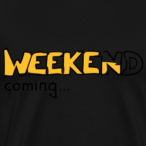Weekend Kid's Jumper - Men's Premium T-Shirt