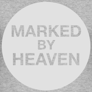 Marked By Heaven Pullover - Männer Slim Fit T-Shirt