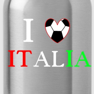 I love italia - Borraccia