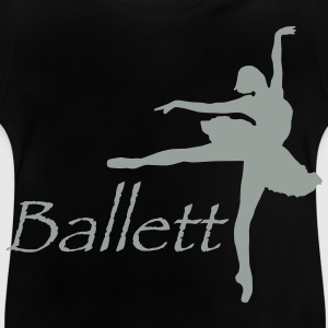 ballett_c_1c T-shirts Enfants - T-shirt Bébé
