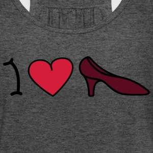I love shoes Sweaters - Vrouwen tank top van Bella