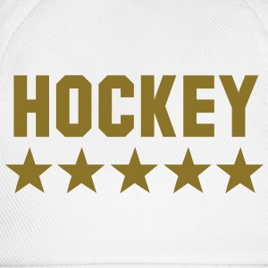 hockey 5 star T-Shirts - Baseballkappe