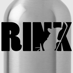 Rink Rat Kids' kinder t-shirt - Trinkflasche