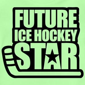 Future Ice Hockey Star Kids' Tops - Baby T-Shirt