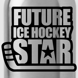 Future Ice Hockey Star Kids' Tops - Water Bottle