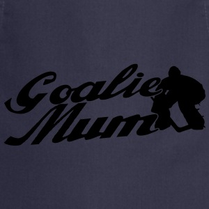 Goalie Mum T-Shirts - Cooking Apron