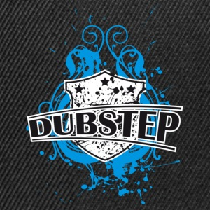 DUBSTEP T-Shirts - Casquette snapback