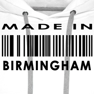 Made in Birmingham Mugs  - Men's Premium Hoodie