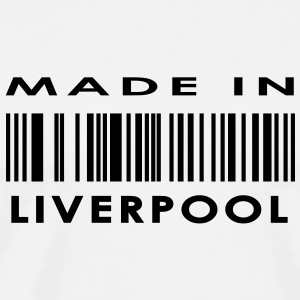 Made in Liverpool Mugs  - Men's Premium T-Shirt