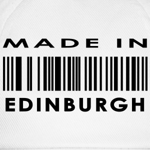 Made in Edinburgh Mugs  - Baseball Cap